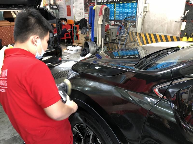 Top 5 Địa chỉ sửa chữa ô tô uy tín nhất Long An