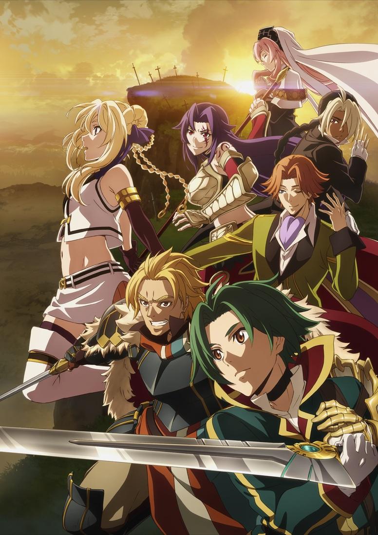 Top 10 Bộ phim anime về đề tài chiến tranh, quân đội hay nhất