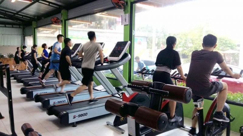 Top 4 Phòng tập Gym uy tín và chất lượng nhất Hà Tĩnh