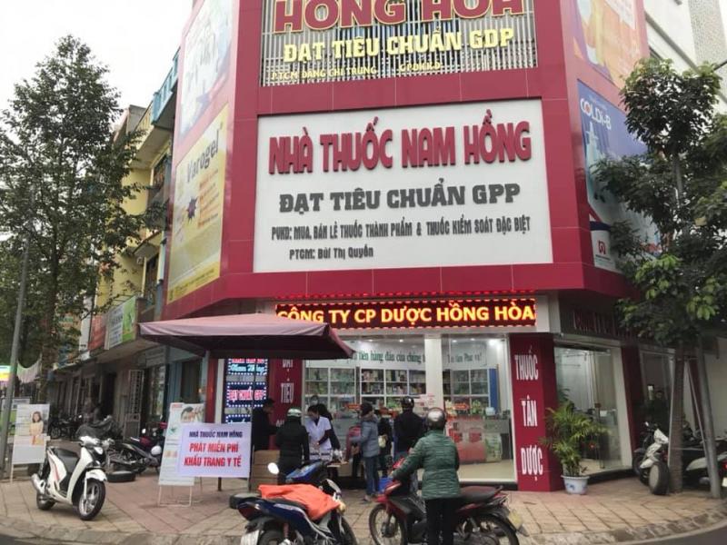 Top 10 Tiệm thuốc tây uy tín nhất Thái Bình