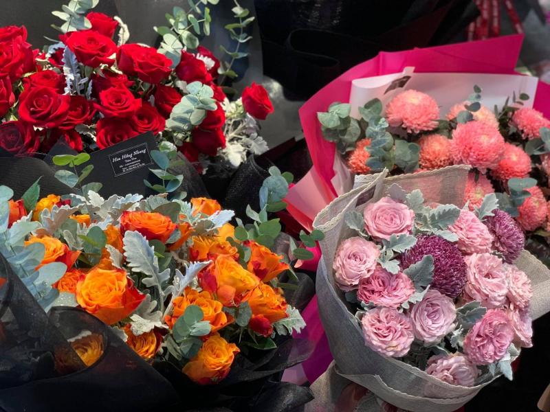Top 4 Shop hoa tươi đẹp nhất tại Yên Bái