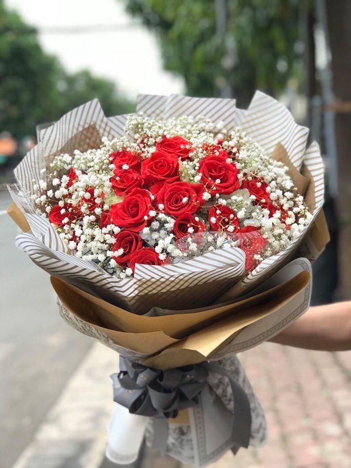 Top 9 Shop hoa tươi đẹp nhất Bình Dương