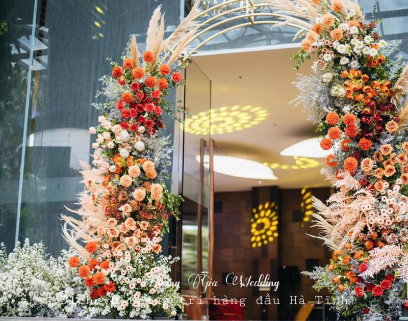 Top 5 Dịch vụ tổ chức tiệc cưới tại nhà chuyên nghiệp nhất ở Hà Tĩnh