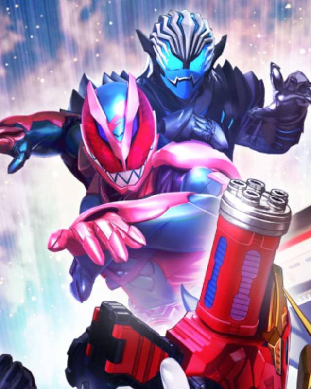 Nữ phản diện trong Kamen Rider Revice khiến fan ngây ngất vì nhan sắc trời cho