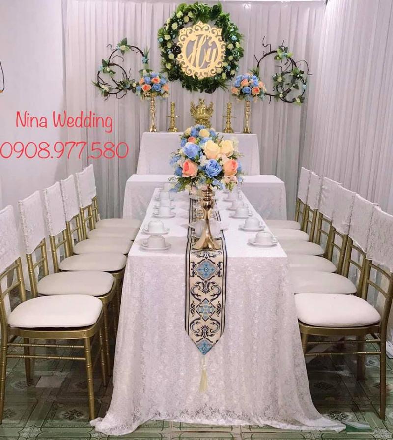 Top 4 Dịch vụ trang trí tiệc cưới đẹp nhất quận 11, TP. HCM