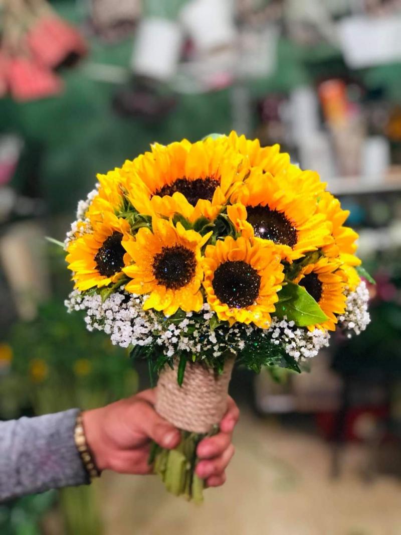 Top 5 Shop hoa tươi đẹp nhất quận 9, TP. HCM