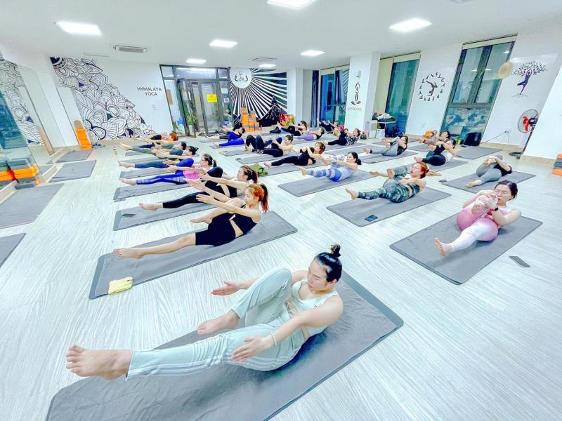 Top 9 Phòng tập yoga tốt nhất quận Thanh  Xuân, Hà Nội