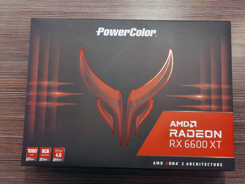 AMD Radeon RX 6600 XT – Dành cho trải nghiệm game 1080p