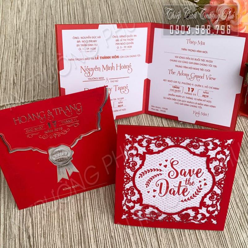 Top 9 Dịch vụ in thiệp cưới đẹp giá rẻ nhất tại Hải Phòng