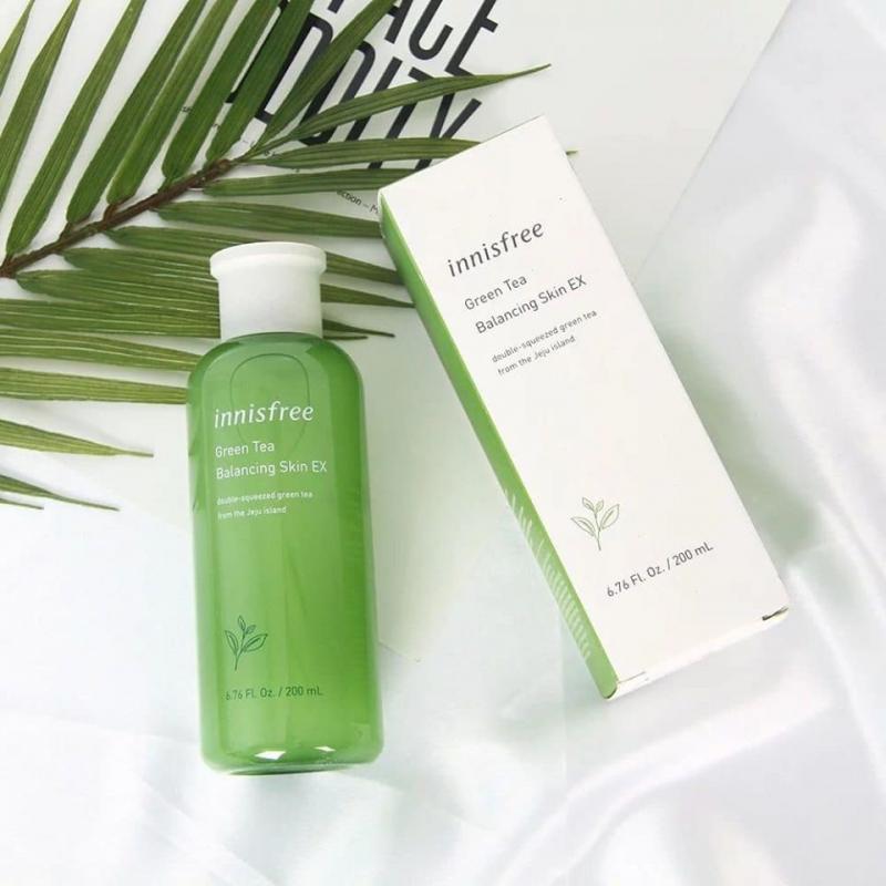 Top 6 Sản phẩm Toner Innisfree tốt nhất cho da mặt chị em nên sử dụng