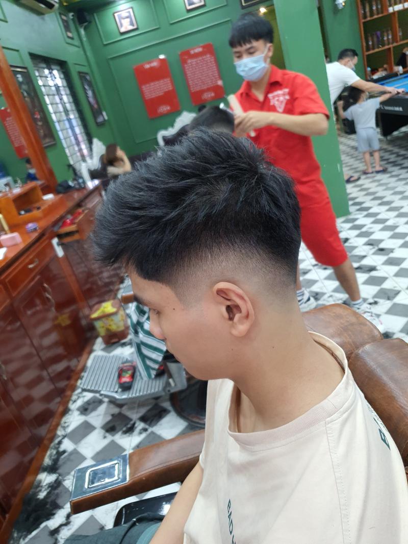 Top 10 Tiệm cắt tóc nam đẹp và chất lượng nhất Hà Tĩnh