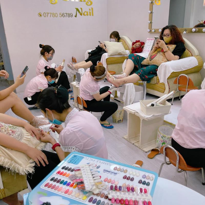 Top 8 Địa chỉ dạy nghề nail uy tín nhất quận 1, TP. HCM