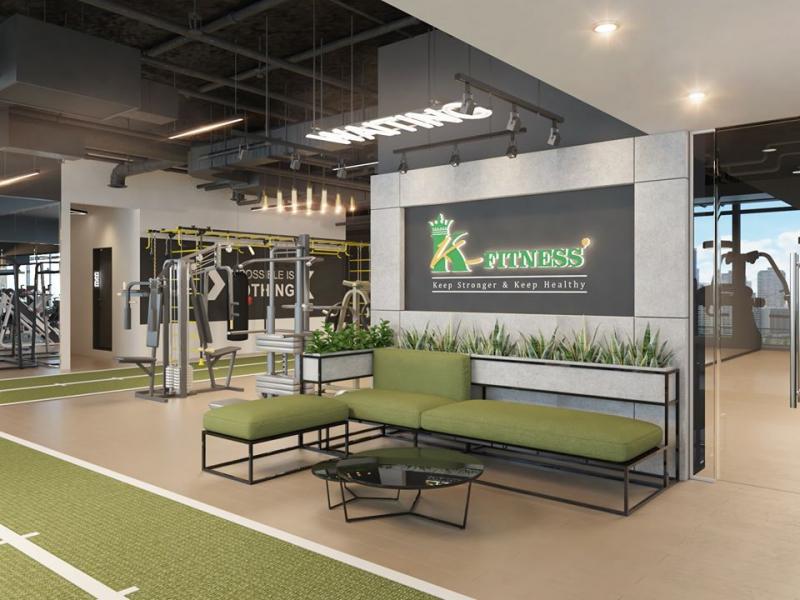 Top 5 Phòng tập gym chất lượng cao gần Times City