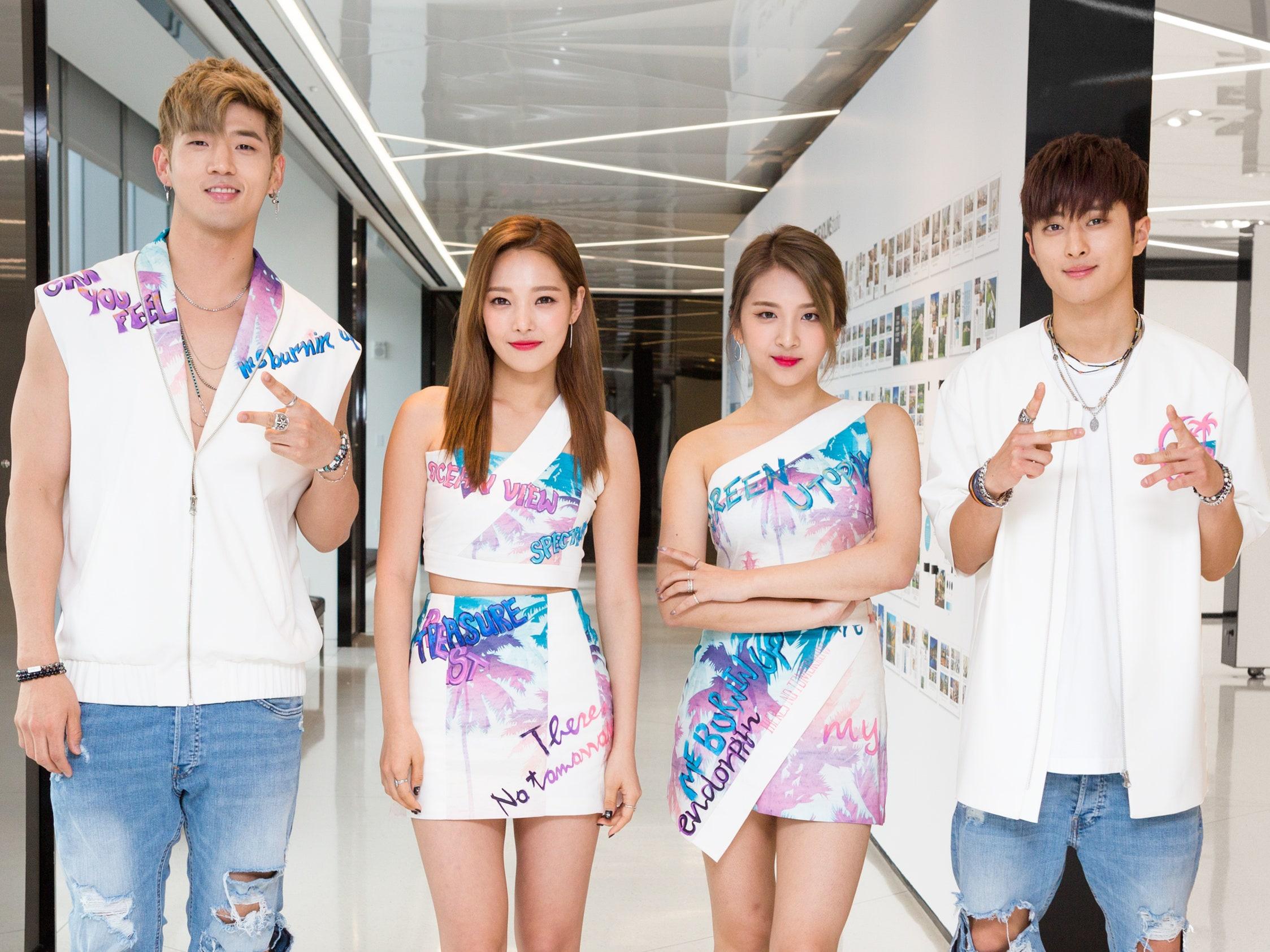 Nhóm nhạc khó có thể tồn tại ở Hàn Quốc