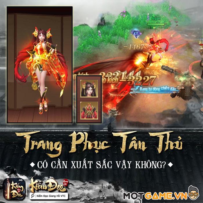 Kiếm Đạo Giang Hồ – Game nhập vai mới của VTC Mobile chuẩn bị ra mắt