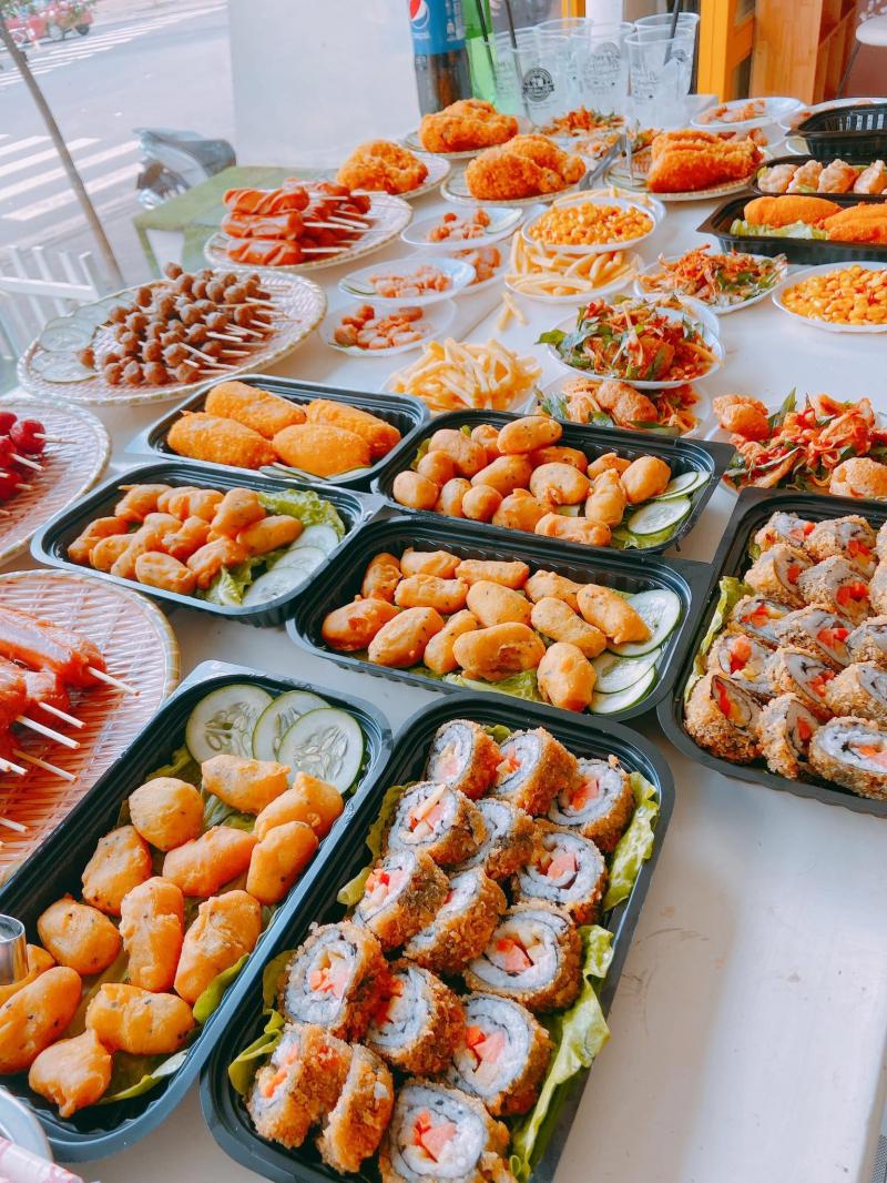 Top 7 Quán ăn vặt ngon nhất TP. Pleiku, Gia Lai