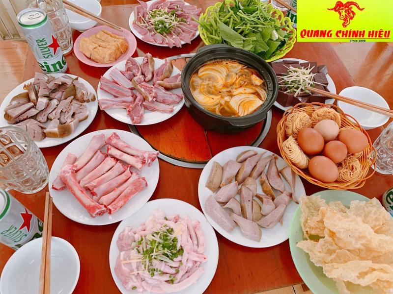 Top 4 Quán lẩu ngon nhất TP. Châu Đốc, An Giang