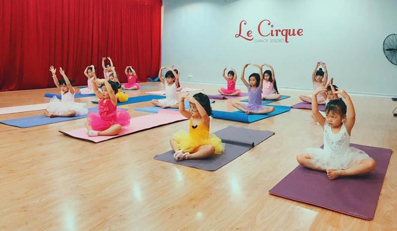Top 7 Trung tâm dạy múa ba lê tại Hà Nội