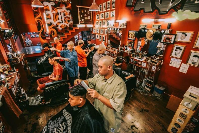 Top 8 Tiệm cắt tóc nam đẹp và chất lượng nhất quận Hoàn Kiếm, Hà Nội