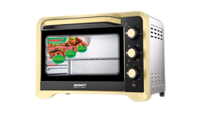 Top 8 Lò nướng gia đình chất lượng nhất của hãng Sanaky