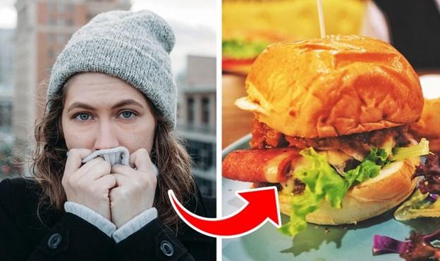 Top 6 Lý do khiến bạn thường tăng cân vào mùa đông và cách giải quyết