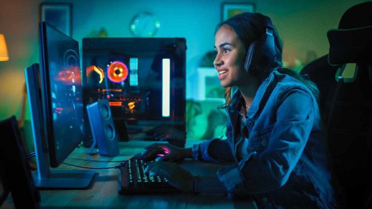 Tận dụng tính năng của màn hình game để giành lợi thế trong FPS
