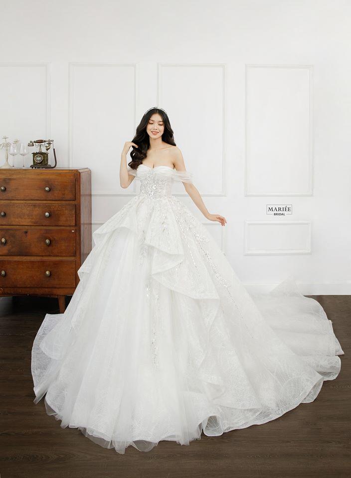 Top 6 Cửa hàng cho thuê váy cưới đẹp nhất tại quận 7, TP. HCM