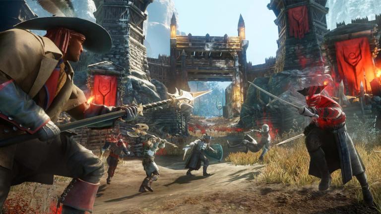 Tựa game MMORPG New World của Amazon sắp ra mắt tháng 9 này