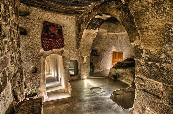 Top 10 Khách sạn hang động độc và lạ nhất Thế giới