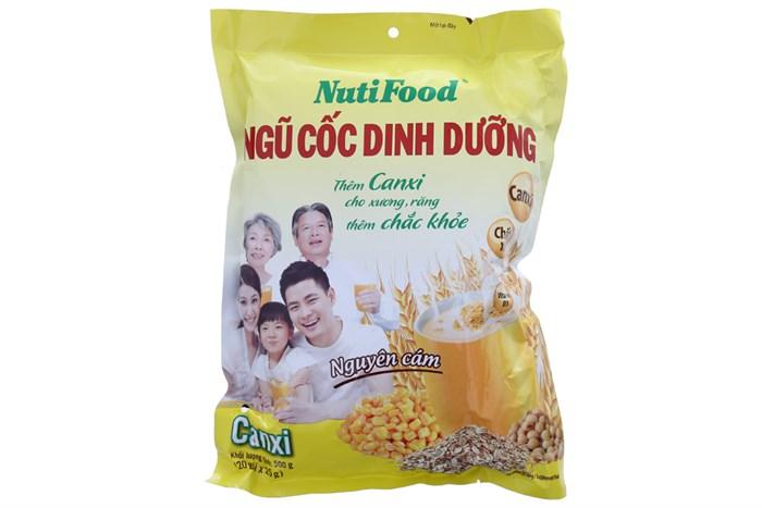 Top 10 Sản phẩm ngũ cốc cho người già chất lượng nhất hiện nay