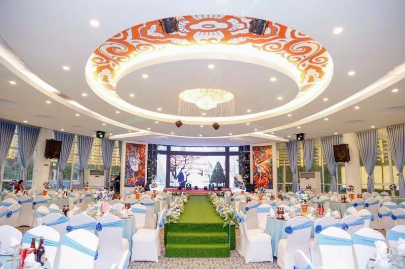 Top 6 Nhà hàng tổ chức tiệc cưới nổi tiếng tại quận Thanh Xuân, Hà Nội