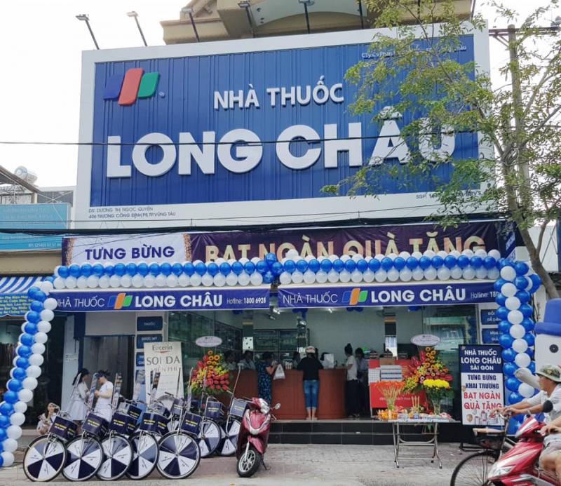 Top 10 Tiệm thuốc tây uy tín nhất Vũng Tàu