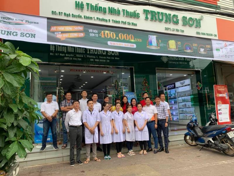 Top 8 Tiệm thuốc tây uy tín nhất Cà Mau