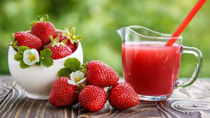 Top 6 Cách làm thức uống từ Dâu tây thơm ngon, bổ dưỡng tại nhà