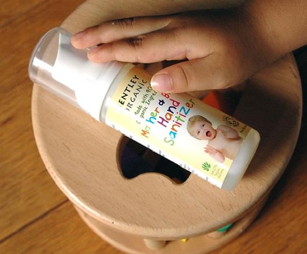 Top 5 Nước rửa tay khô organic tốt nhất hiện nay