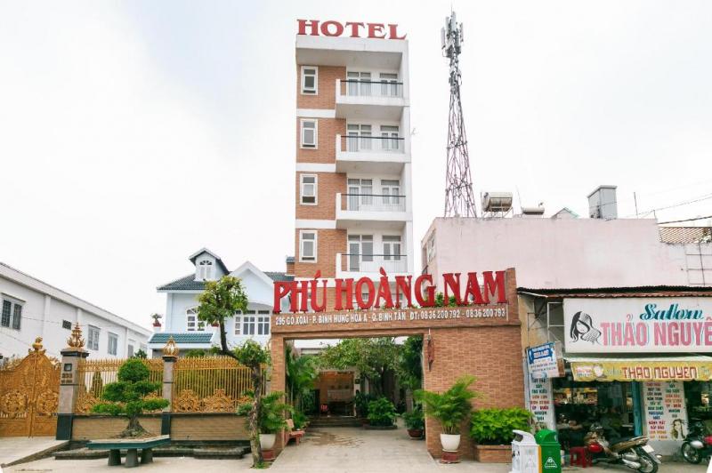 """Top 5 Khách sạn giá """"rẻ mà tốt"""" nhất Quận Bình Tân, TP. HCM"""