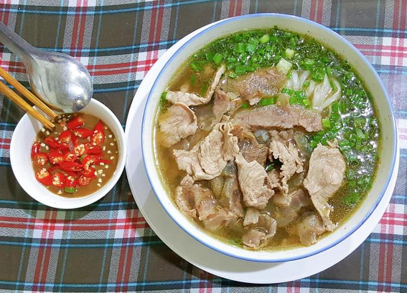 Top 6 Quán phở ngon ở Tây Ninh