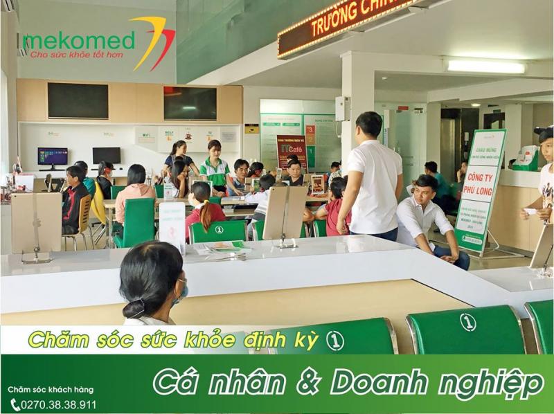 Top 5 Phòng khám đa khoa uy tín nhất Vĩnh Long