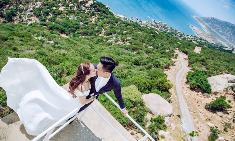 Top 8 Studio chụp ảnh cưới đẹp nhất tại Ninh Thuận