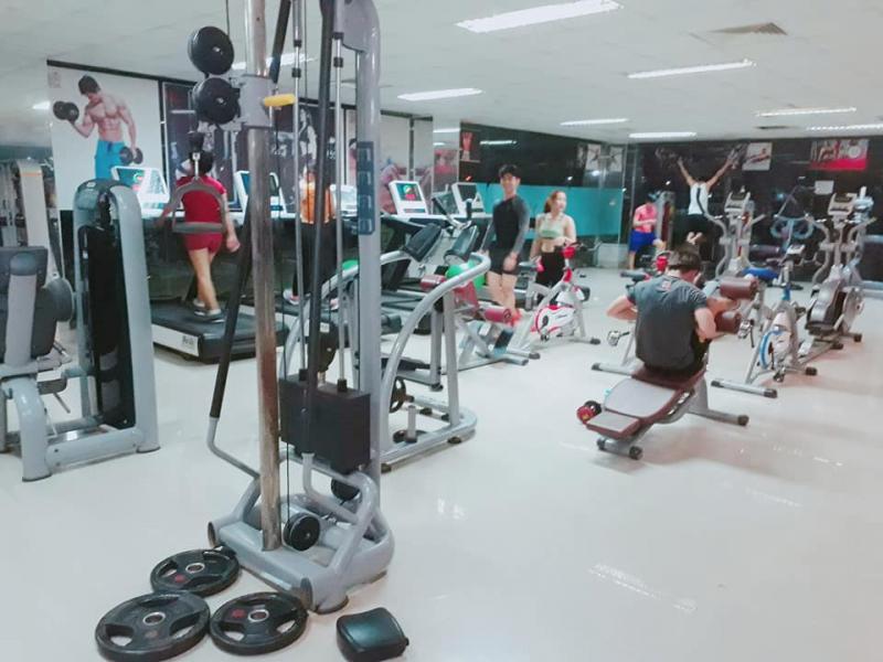 Top 10 Phòng Gym chất lượng tốt, giá cả hợp lý tại TP Huế