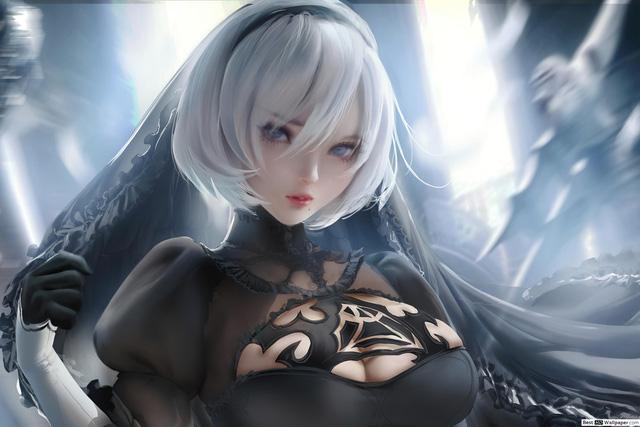 Quá hâm mộ nàng 2B trong Nier, nam game thủ chế tạo luôn tay cầm mô phỏng vòng ba của nhân vật, giá bán lên tới hơn 7 triệu/cặp