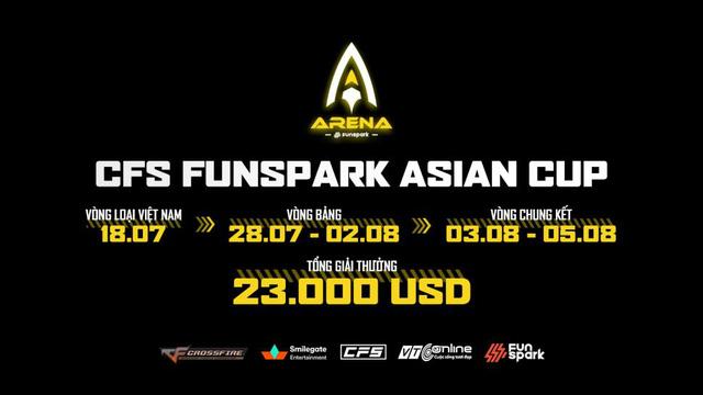 Vượt qua 2 đội Trung Quốc, LAST LEGENDS giành giải 3 tại CFS Funspark Asian Cup