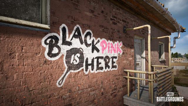 Nhóm nhạc đình đám BLACKPINK chính thức có mặt trong PUBG PC, ra mắt chuỗi sự kiện đen hồng siêu hot