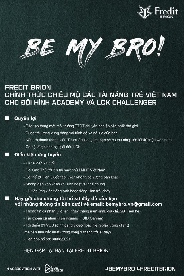 Chỉ cần được thi đấu ở giải hạng 2 Hàn Quốc, game thủ LMHT Việt đã có thể hưởng thu nhập tới gần 800 triệu/năm?