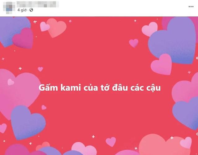 Gấm Kami livestream ăn mừng giữa lùm xùm bị phát tán link 12 phút