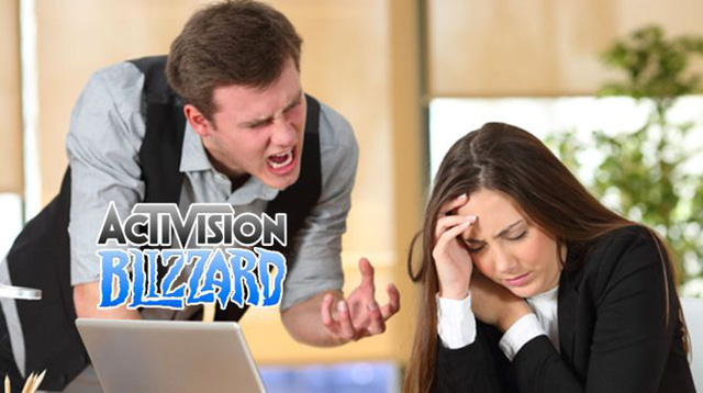 """Blizzard với bê bối """"quấy rối"""" nhân viên và hàng loạt những lùm xùm tai tiếng trong làng game thế giới"""
