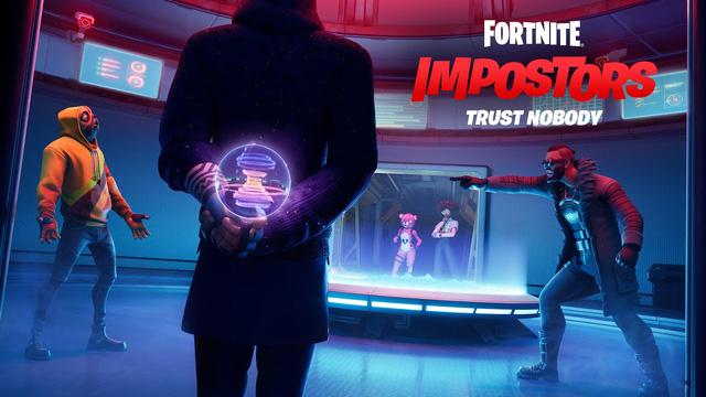 """Không cần hợp tác, Fortnite """"ăn cắp"""" luôn những gì Among Us đã gây dựng"""