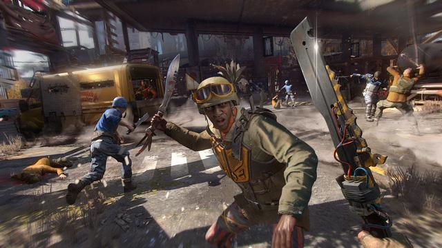 Đứng ngồi không yên trước tựa game zombie, parkour độc đáo – Dying Light 2