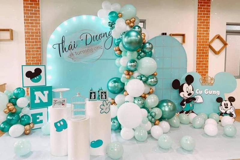 Top 3 Shop bán đồ trang trí sinh nhật đẹp nhất tỉnh Ninh Thuận