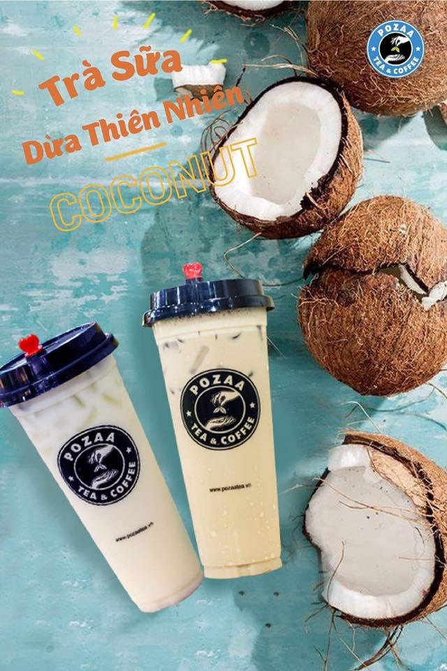 Top 4 Quán trà sữa ngon nhất Núi Thành, Quảng Nam